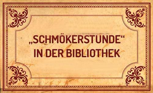 """Im Winter wieder """"Schmökerstunde"""" in der Bibliothek"""